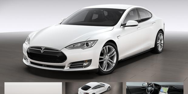 Tesla Motors обновила свой седан сбазовыми характеристиками. Изображение № 1.