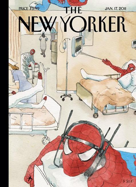 Самые красивые обложки журналов в 2011 году. Изображение № 63.
