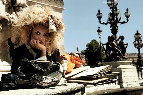 Съёмка: Магдалена Фрацковяк в объективе Джампаоло Сгуры. Изображение № 3.