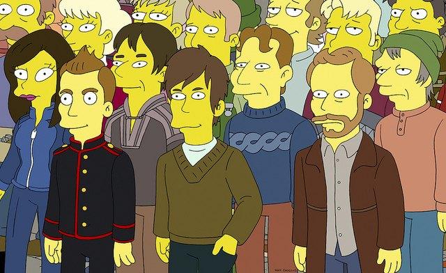 Sigur Rós появятся в новом эпизоде «Симпсонов». Изображение № 1.
