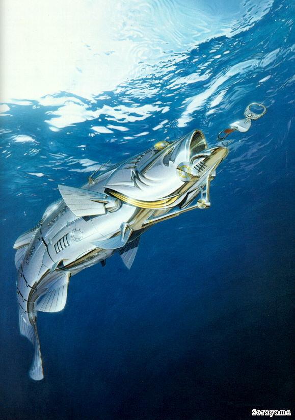 Японский художник Hajime Sorayama. Изображение № 19.