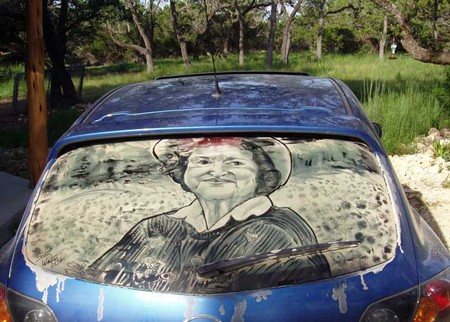 Scott Wade's Dirty Car Art. Изображение № 3.
