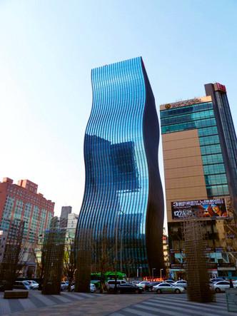 Изображение 4. GT Tower East: новый небоскрёб в Сеуле.. Изображение № 4.
