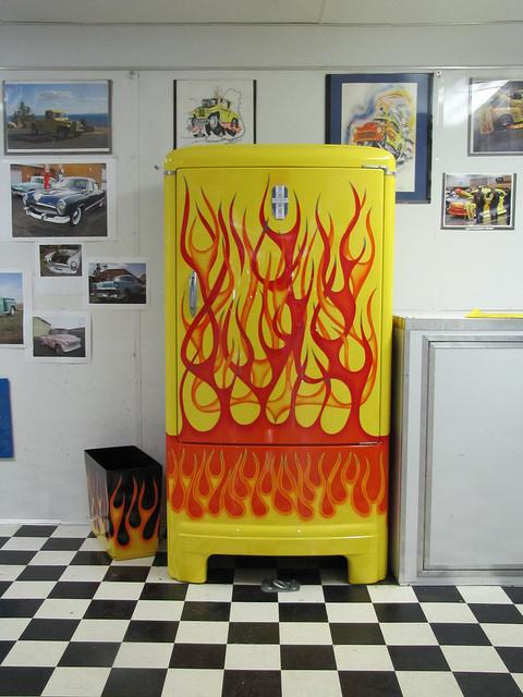 Изображение 18. 50 холодильников, которые можно назвать арт-объектами.. Изображение № 18.