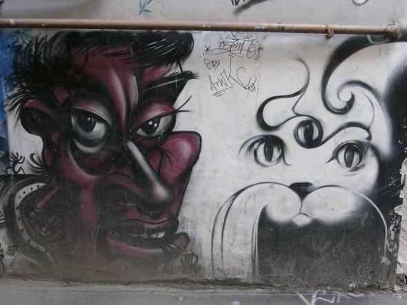 Граффити Петербурга. Изображение № 17.