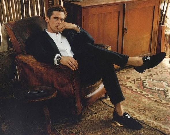 Кампания: мужская коллекция Louis Vuitton SS 2012. Изображение № 5.
