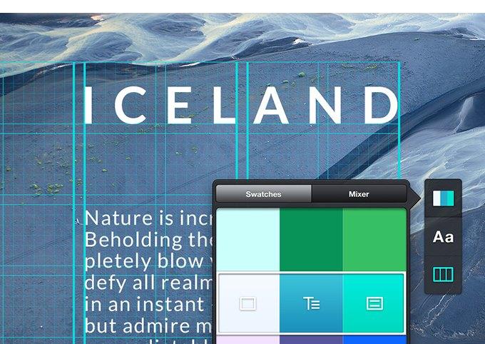 Издательская платформа Stampsy для iPad. Изображение № 10.