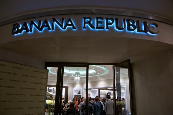 В Москве открылся первый магазин Banana Republic!. Изображение № 2.