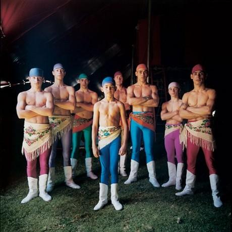 Маленькие циркачи. Изображение № 15.