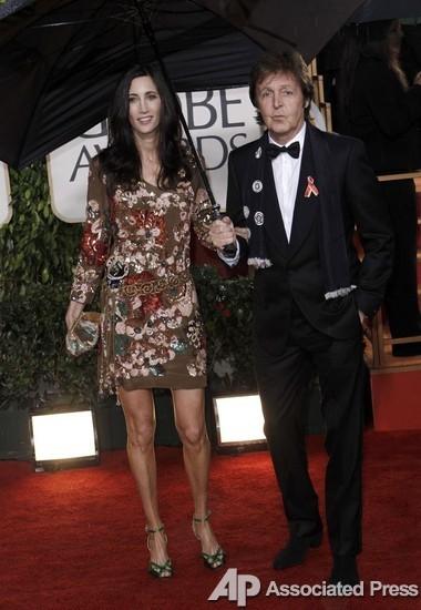 Лауреаты премии «Золотой Глобус»-2010. Изображение № 21.
