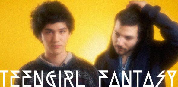 Новое имя: Teengirl Fantasy. Изображение № 1.