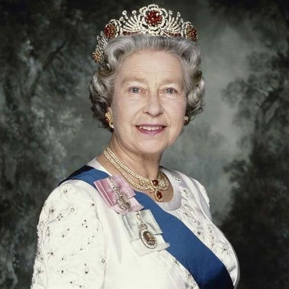 Елизавета II. Изображение № 21.