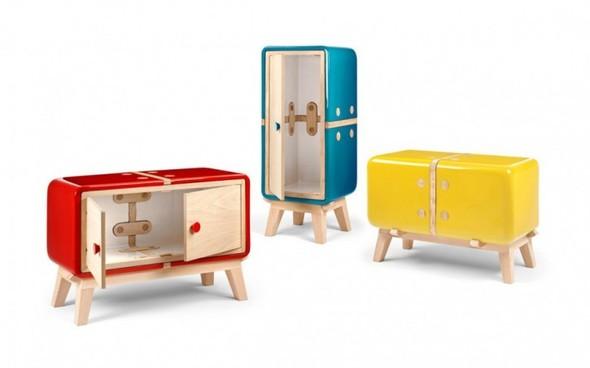 Дизайн мебели Keramos от Coprodotto. Изображение № 3.