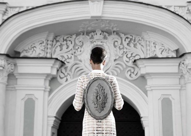 Дизайнер из Украины создал «архитектурные» рюкзаки. Изображение № 1.