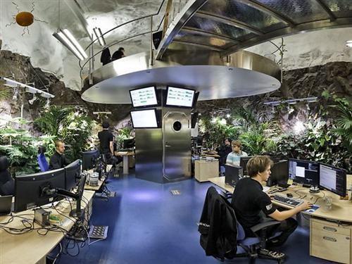 Изображение 69. 23 офиса, работать в которых - одно удовольствие.. Изображение № 4.