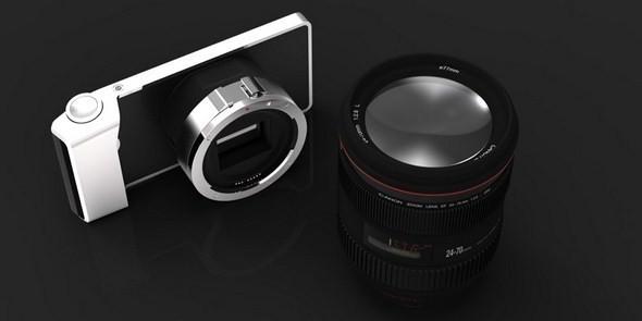 Изображение 4. Камера будущего от Artefact Group.. Изображение № 4.