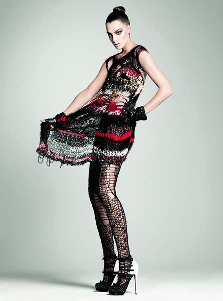 Метрополитен-музей посвятит выставку моде на панк. Изображение № 5.