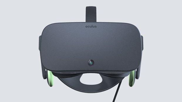 Появились фото прототипа финальной версии Oculus Rift . Изображение № 2.