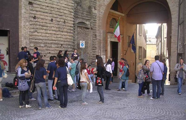 Старейшие вузы Италии. Изображение № 12.