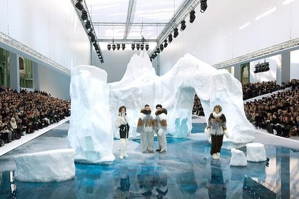 Ледяное шоу от Chanel. Изображение № 3.