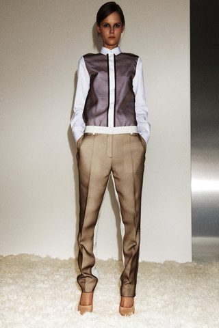 Celine Pre-Fall 2012. Изображение № 10.