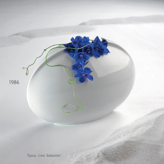 Ваза Tasca 24 см, 1986, Lino Sabattini. Изображение № 24.