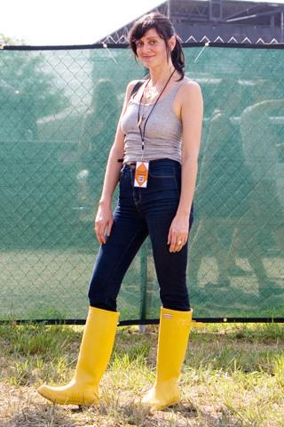 Bonnaroo 2009 Street Style. Изображение № 6.