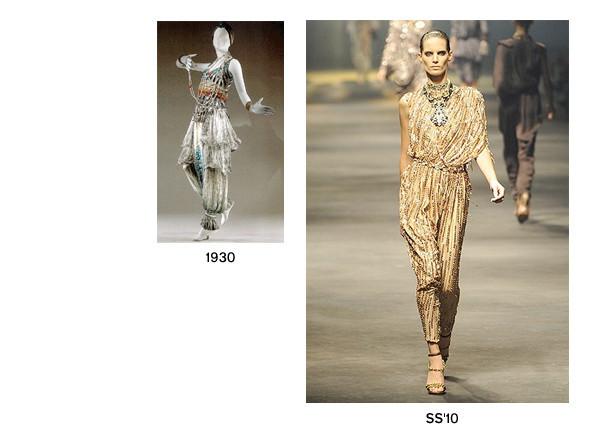 Хронология бренда: Lanvin. Изображение № 12.