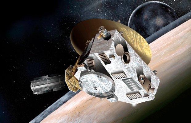 8 действующих космических миссий . Изображение № 3.