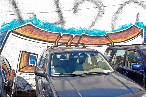 Стрит-арт и граффити Афин, Греция. Часть 2. Изображение № 20.