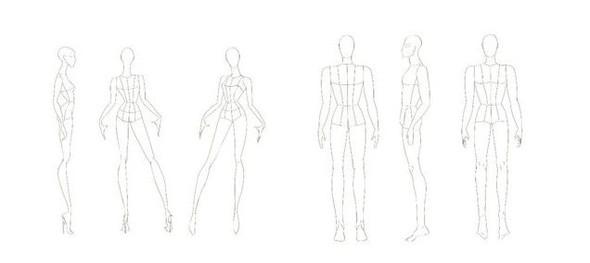 Блокноты Pandor для дизайнеров одежды. Изображение № 1.