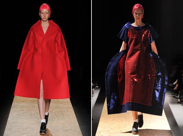 Показы Paris Fashion Week FW 2012: День 5. Изображение № 2.