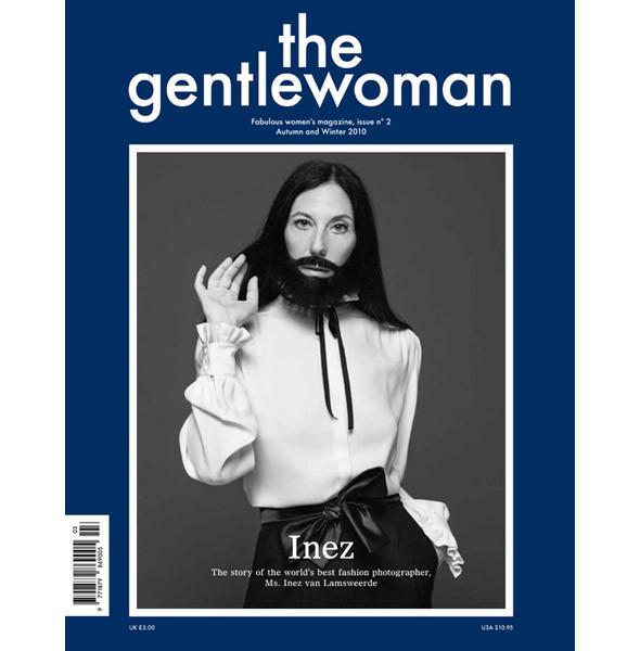 Новые номера The Gentlewoman и Fantastic Man. Изображение № 1.