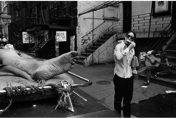 Большой город: Нью-йорк и нью-йоркцы. Изображение № 132.
