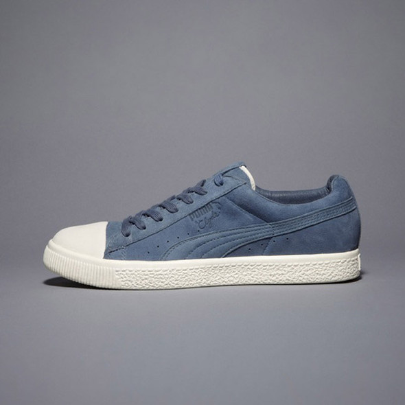 UNFTD x Puma Clyde Coverblock. Изображение № 7.