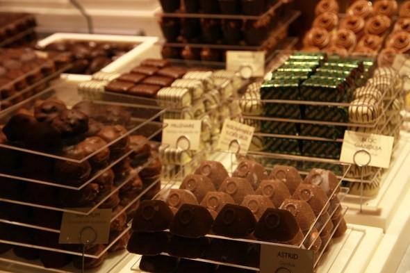 Изображение 10. Neuhaus - жизнь, как коробка конфет.. Изображение № 13.