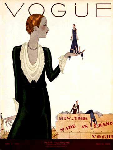 Калейдоскоп обложек Vogue. Изображение № 16.