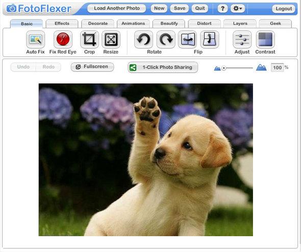 15 Онлайн редакторов изображения. Изображение № 5.