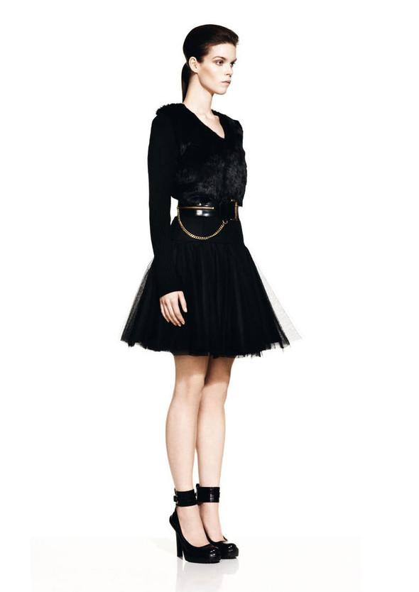 McQueen Fall 2012 Lookbook. Изображение № 21.