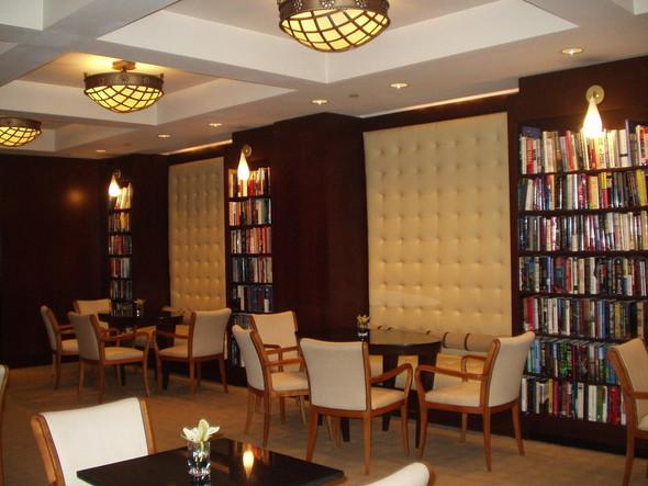 Library Hotel - необычный отель в Нью-Йорке. Изображение №5.