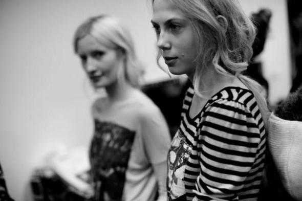 BACKSTAGE: Liudmila Norsoyan весна-лето 2012. Изображение № 7.