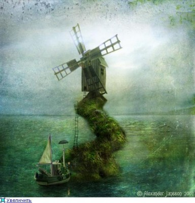 Мистический мир. Alexander Jansson. Изображение № 36.