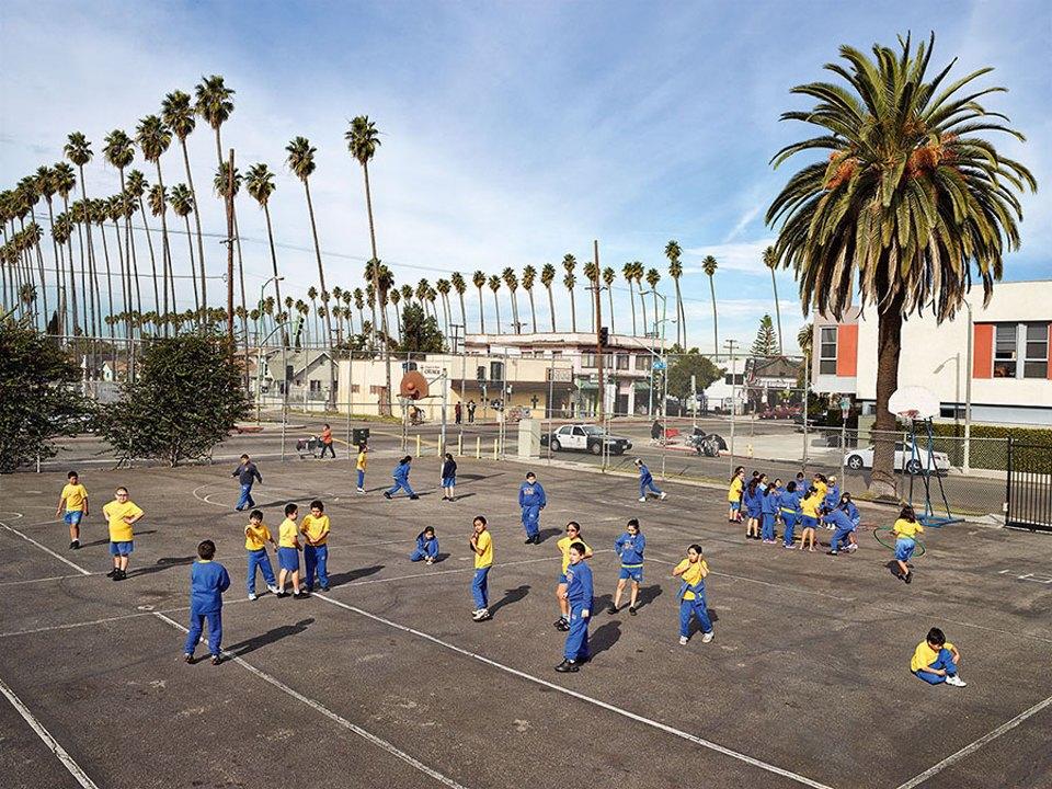 Фото: как выглядят детские площадки вразных странах мира . Изображение № 33.