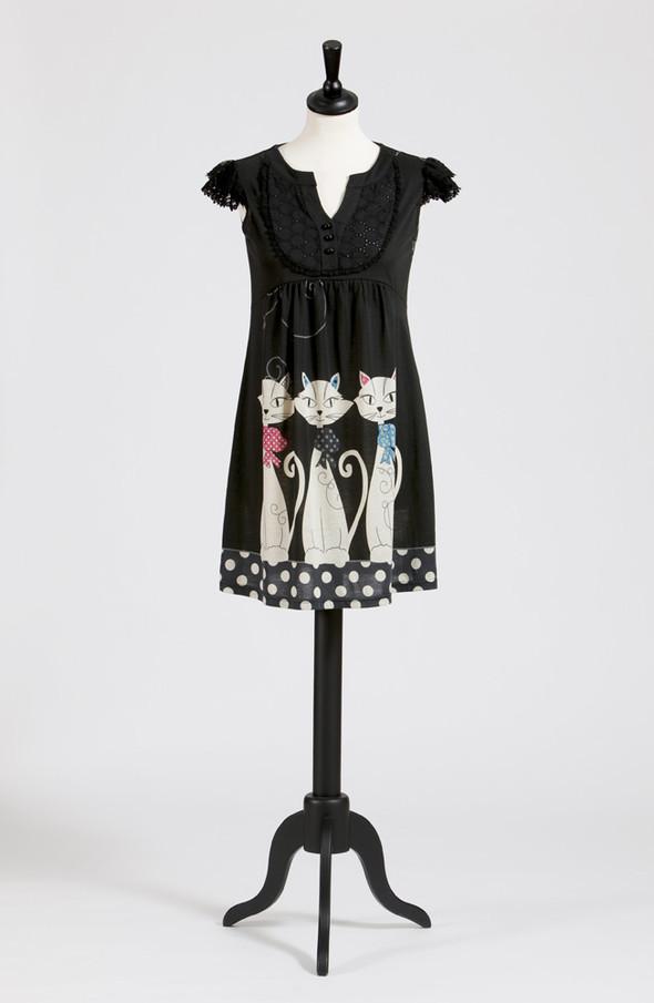 """Коллекция платьев """"Лондонский бутик"""". Изображение № 20."""