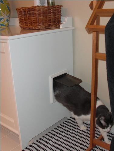 IKEA - интерьер для котов. Изображение № 16.