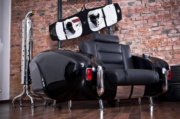 Мебель из автомобилей!. Изображение № 3.