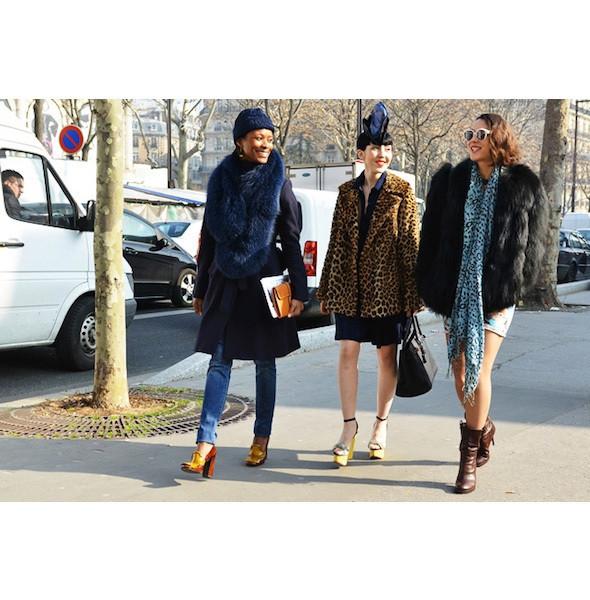 Изображение 108. На полях: 10 тенденций уличного стиля с прошедших недель моды.. Изображение № 108.