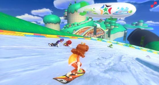 В видеоигре о Сочи-2014 появятся Марио и Соник. Изображение № 4.