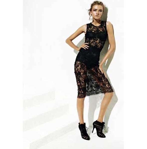 Изображение 196. Лукбуки: Dolce & Gabbana, Opening Ceremony, Uniqlo и другие.. Изображение № 1.
