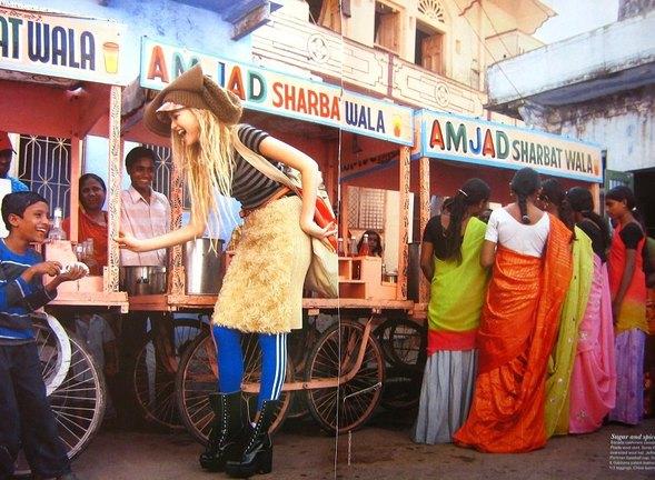 Индийское лето (Vogue Australia). Изображение № 4.